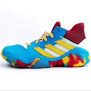 🆕 Adidas James Harden Toy Story Sneakers Shoes